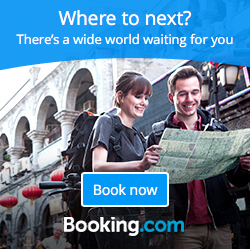 Book your hotel on booking.com